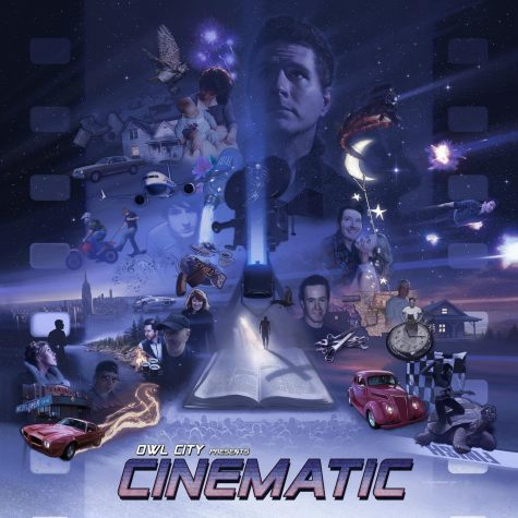 'Cinematic' by Owl City