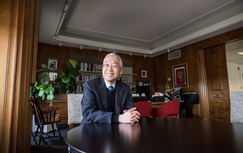 President Kim discusses goals, challenges for upcoming year