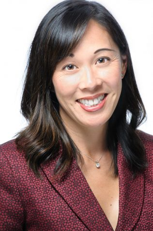 Grace Hou, president of Woods Fund Chicago, 35 E Wacker Place.