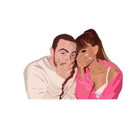 Stop associating Ariana Grande with Mac Miller's death