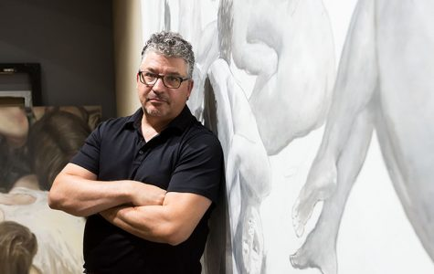 Professor's work 'liberates' Near North Side art gallery