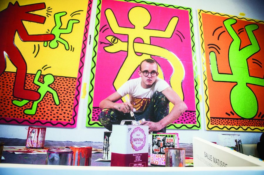 Pop artist Keith Haring to be featured in AIDS Garden