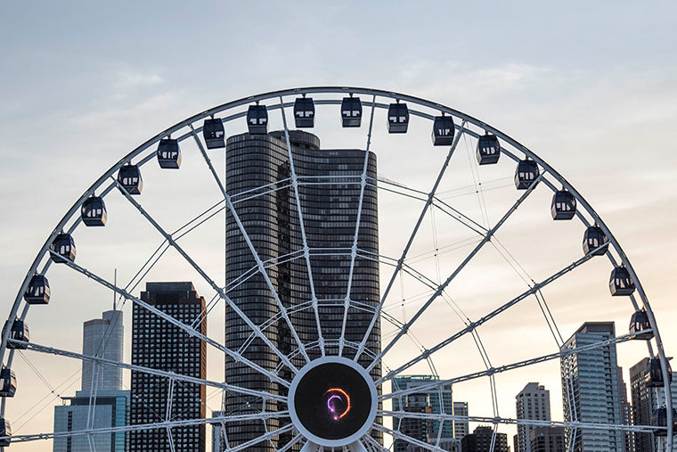 Navy Pier, 600 E. Grand Ave., will host its third annual Spinning with Singles event Oct. 17, the week of Sweetest Day on Oct. 20. The event features speed dating on the famous Centennial Wheel and a mixer.