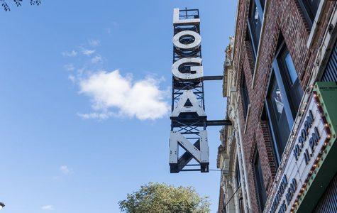 Big Screams from Logan Theatre's Big Screen