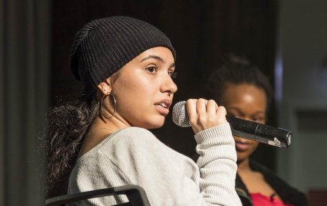 "The video for Alessia Cara's single,""Growing Pains,"" from her upcoming release, depicts the theme of growing up, which runs through the rest of the album."