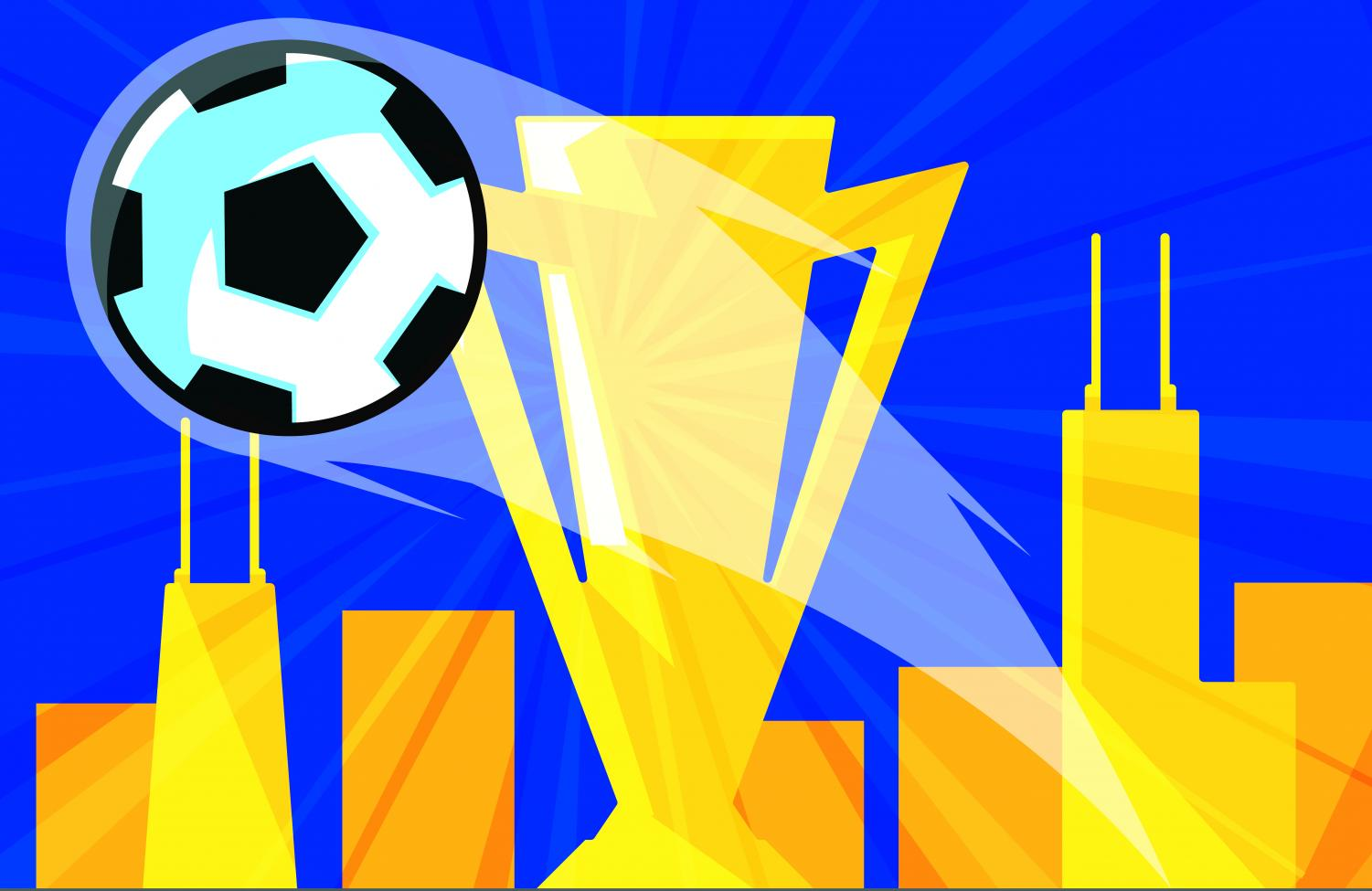 Gold Cup Final to shine at Soldier Field