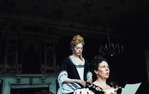 REVIEW: Strong women shine in 'The Favourite'