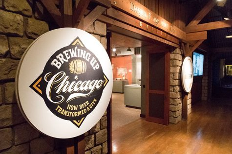 Brewing Up Chicago: How Beer Transformed a City educates viewers that beer is not just a beverage at the new exhibit hosted by the Field Museum.