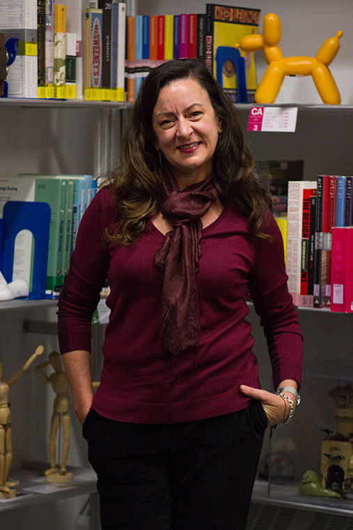 Associate Professor of Art History and Visual Culture Amy Mooney has been accepted through the Terra Foundation for American Art to be a visiting professor at Oxford University.