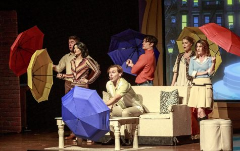 REVIEW: 'FRIENDS! The Musical Parody' reflects highs and lows of '90s sitcom