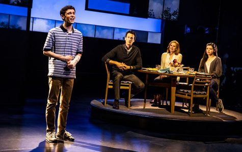REVIEW: 'Dear Evan Hansen'  raises bar for other musicals