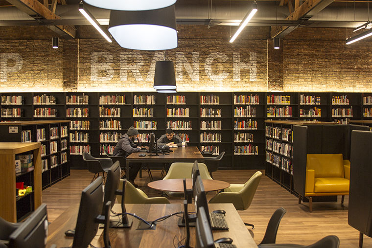 Chicago Public Libraries West Loop Branch opened on Jan. 17 and it features tools to serve all ages.