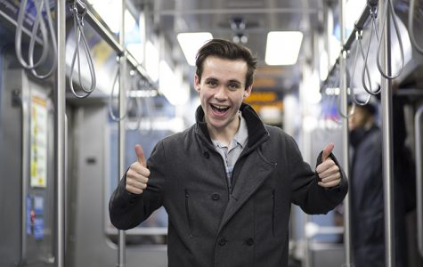 SATIRE: Study shows students love commuting