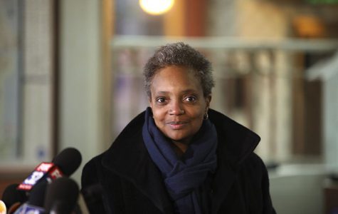'This is what change looks like': Chicago to have first black female mayor