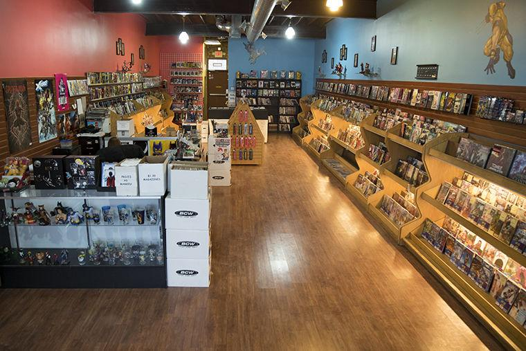 Chimera's Comics, 4915 W. 95th Street in Oak Lawn, will be given to the winner of an essay contest.