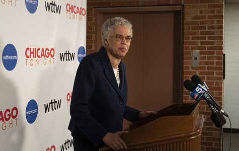 Toni Preckwinkle: 'I know the energy of young people'