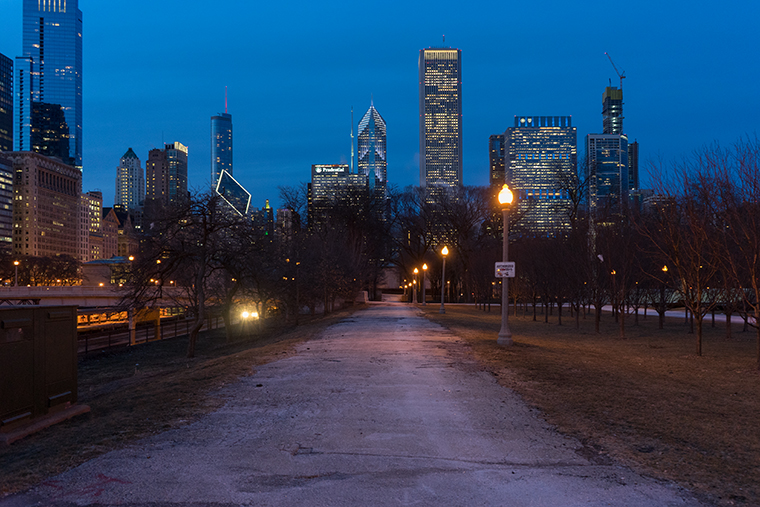 The Chicago Police Department reported that the female student who falsely reported being stabbed March 6 in Grant Park had admitted to making up the story.