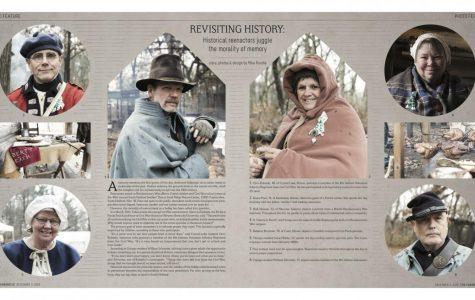 Revisiting History: Historical reenactors juggle the morality of memory