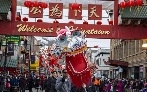 Chinatown Lunar New Year Parade