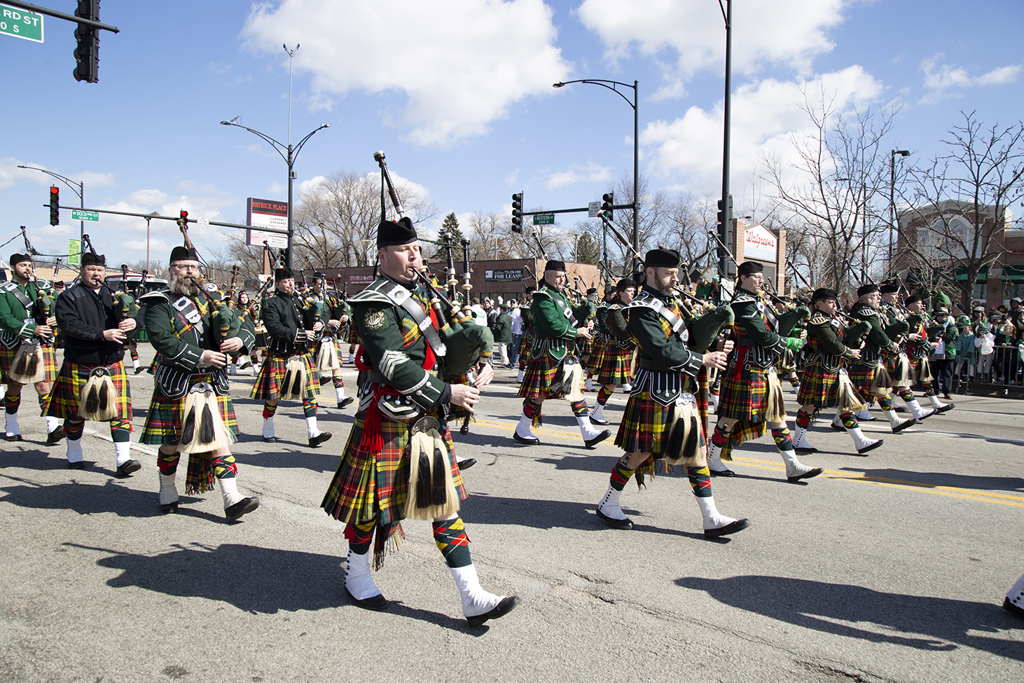 Chicago+Stockyard+kilty+Band+at+the+Southside+Irish+St.+Patrick%27s+Day+Parade+Mar.+18.