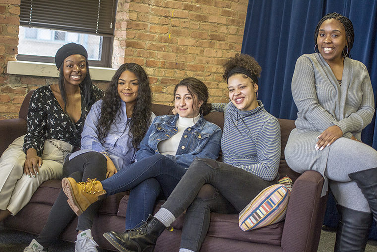 Student Government Association's all-female executive board reflected on what their proudest female moments are and who their female role models are in celebration of March as Women's History Month.