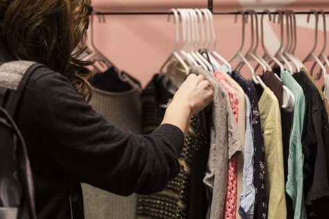 The Rack helps students dress to impress