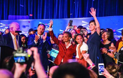 Mayor-elect Lori Lightfoot met with Mayor Rahm Emanuel to begin transition plans.