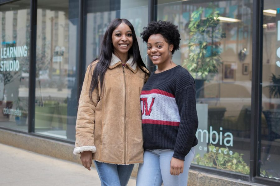 BSU Event chairs Jordan Mundy and Essence Mack are planning the Donning of the Kente commencement ceremony to celebrate black graduates of the college.