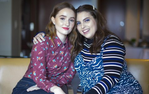 Kaitlyn Dever, Beanie Feldstein get 'Booksmart' in new indie film