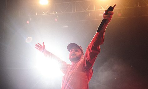 Quinn XCII From Tour With Love
