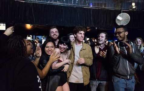 ANDIE & The Bandits won first place this year's Biggest Mouth at Metro, 3730 N Clark St, April 19. They will be opening for this year's headliner at Manifest May 10.