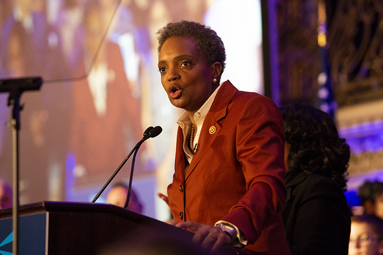Lori+Lightfoot+will+be+the+first+openly+gay+mayor+of+Chicago.