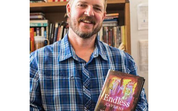 Professor's book delves  into 'Endless Caverns'