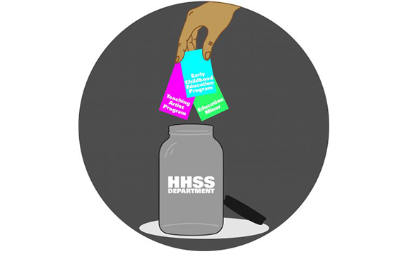 Education Program moving to HHSS Department with suspended admissions