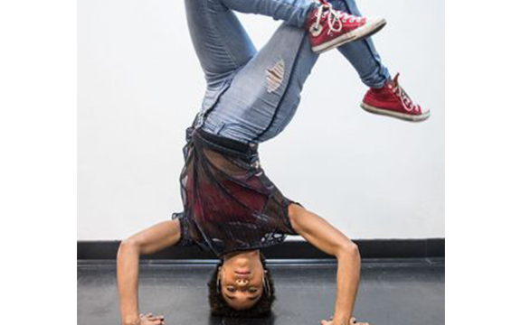 Student with powerful, political message to perform at dance festival