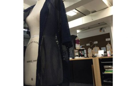 Fashion students going green for Chicago runways