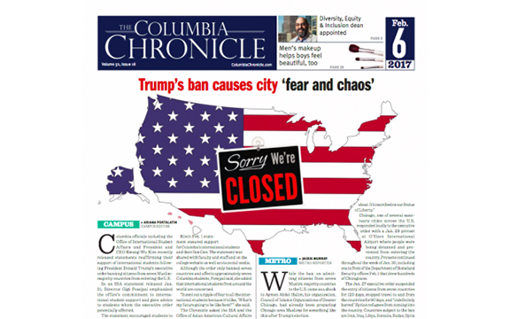The Chronicle wins prestigious awards