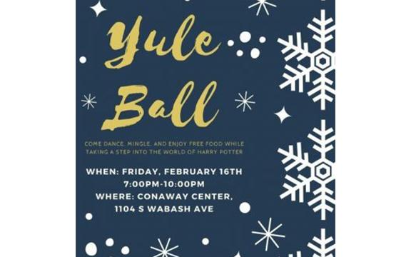 Muggles dance the night away at annual Yule Ball