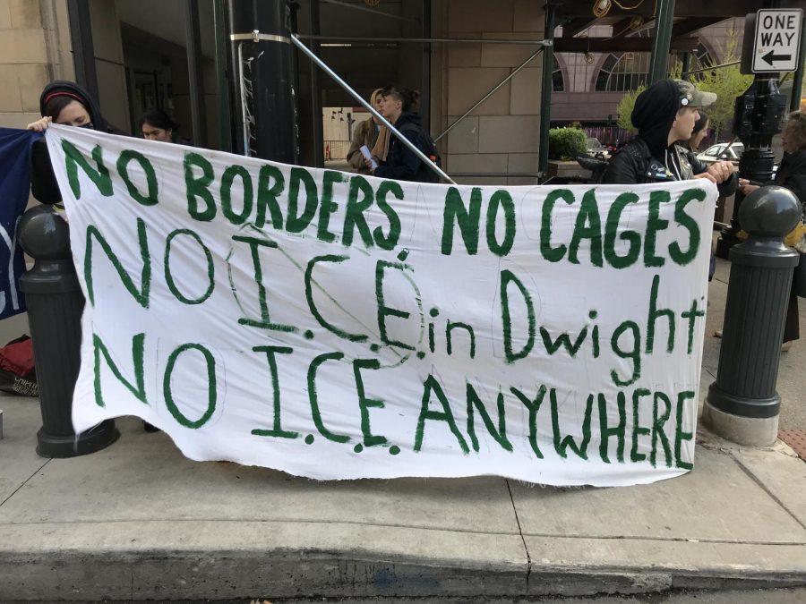 ICE Protestors