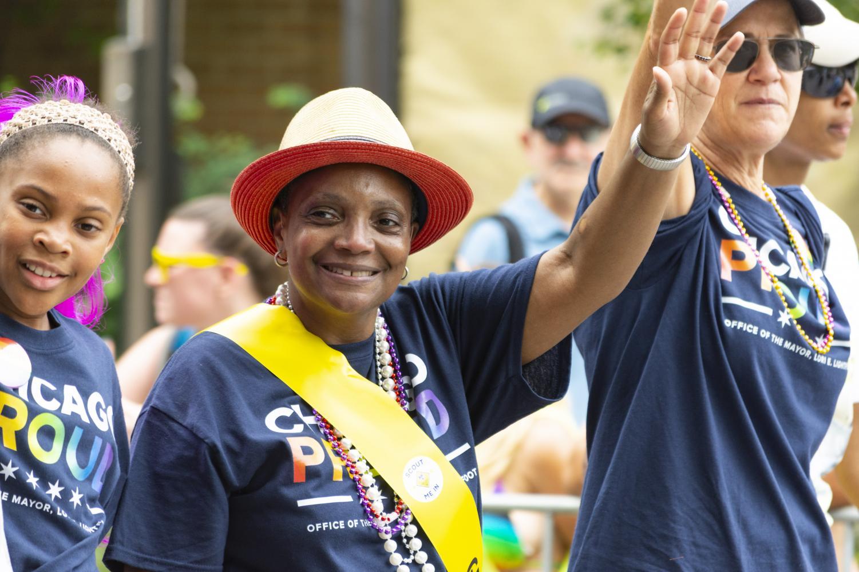 Mayor+Lori+Lightfoot+led+Chicago%27s+50th+annual+Pride+Parade+June+30.
