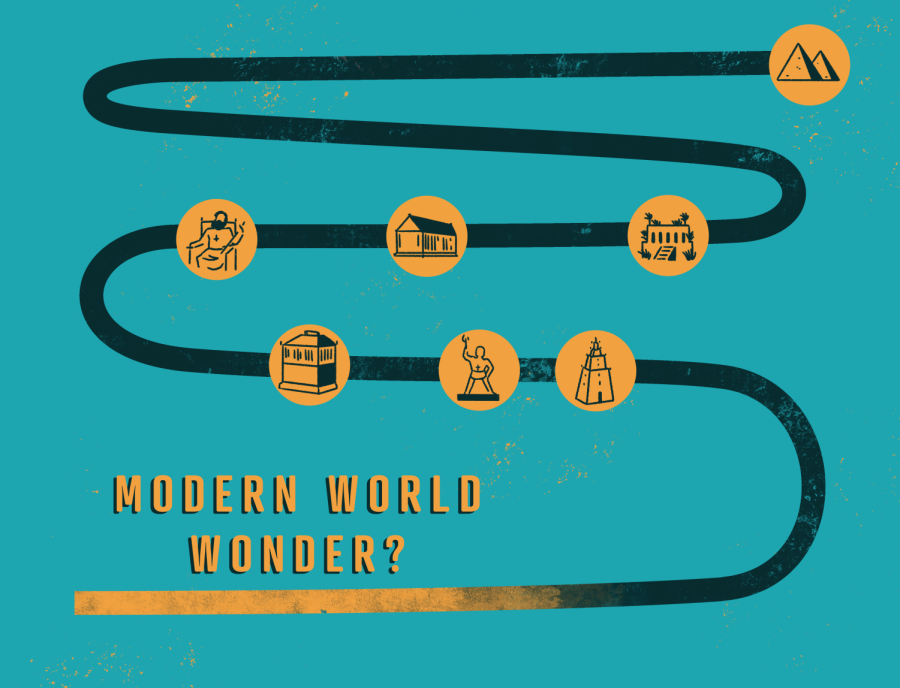 OPINION: Ancient wonders have a lack of resonance in modern day creation