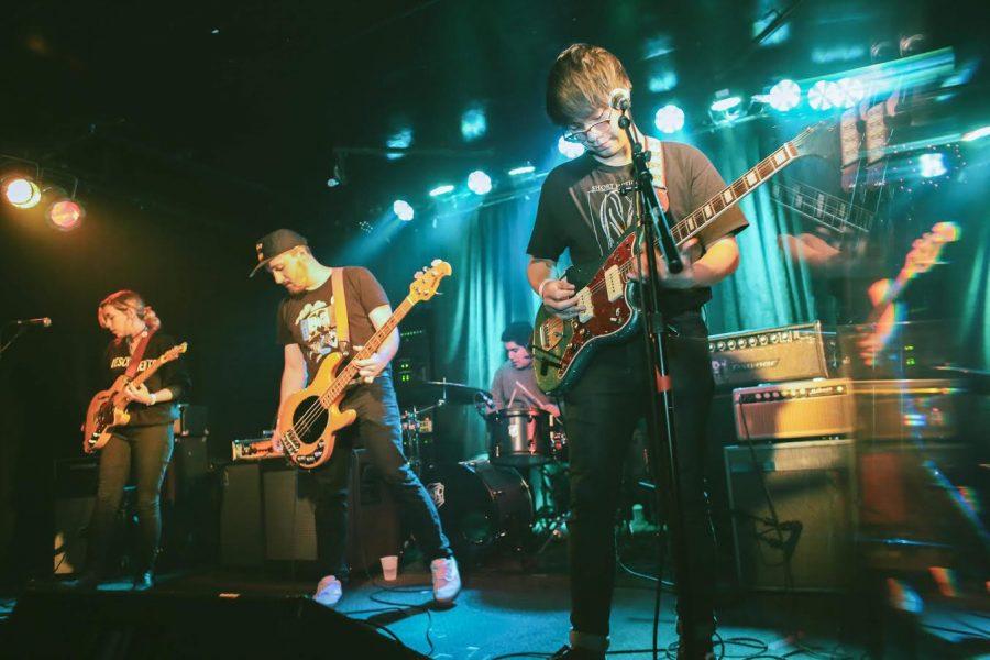 Mt. Pocono's new five-song EP—