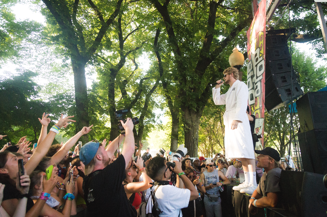 Lollapalooza day four: Ninja, Yung Gravy and Sheck Wes wrap