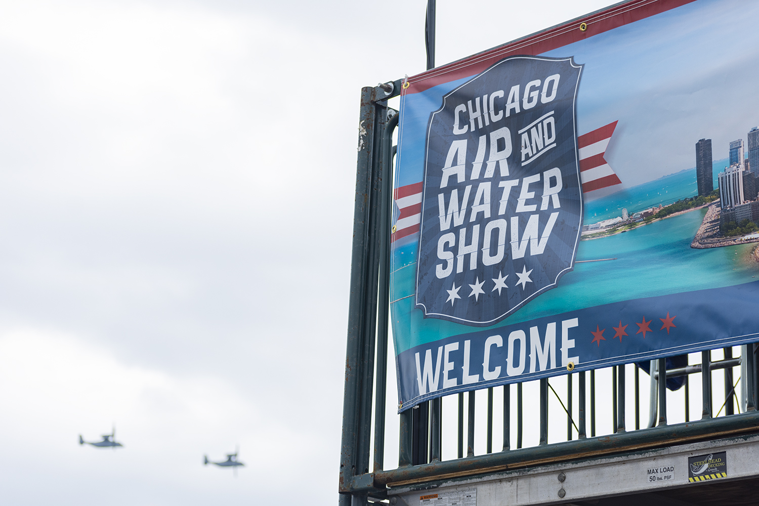 The+61st+annual+Chicago+Air+and+Water+Show+occupied+the+skies+along+Lake+Michigan+Aug.+17%E2%80%9318.