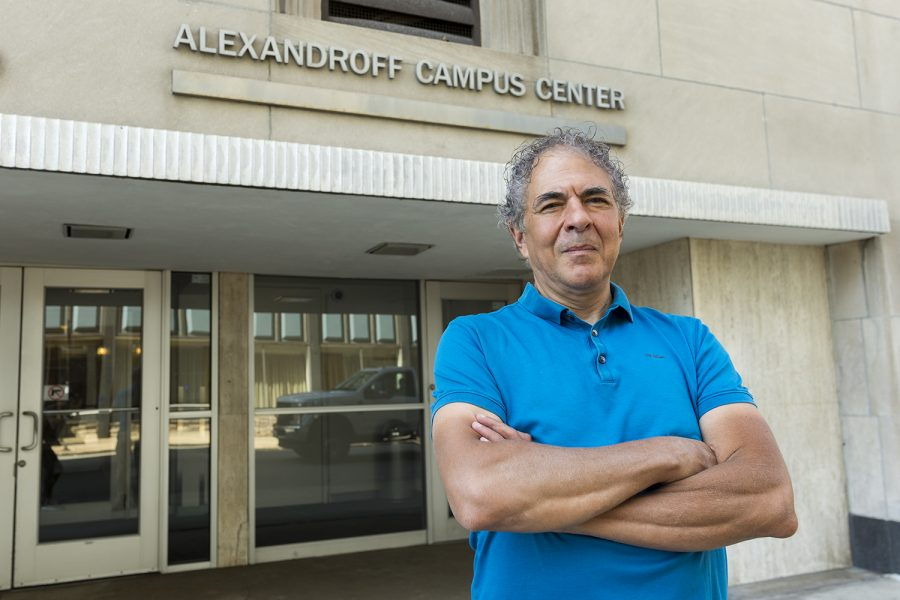 The Alexandroff family had a long history at Columbia until a position held by Norman Alexandroff, a former library staff member, was terminated at the beginning of the summer.