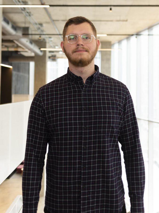 Mateusz Janik Staff Reporter (312) 369-8975
