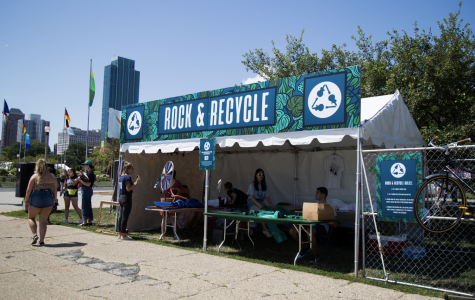 Lollapalooza increases green initiatives