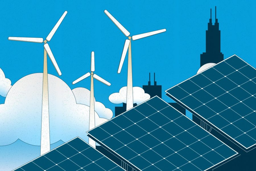 Illinois tackles global climate  crisis with Clean Energy Jobs Act