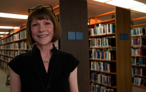 Jo Cates, Columbia's returning library director, hopes to introduce changes that will better align with student needs.