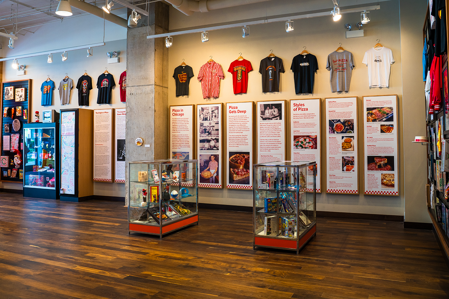 The+museum+spotlights+Chicago+pizza+history+alongside+information+about+pizza%27s+role+in+American+culture.